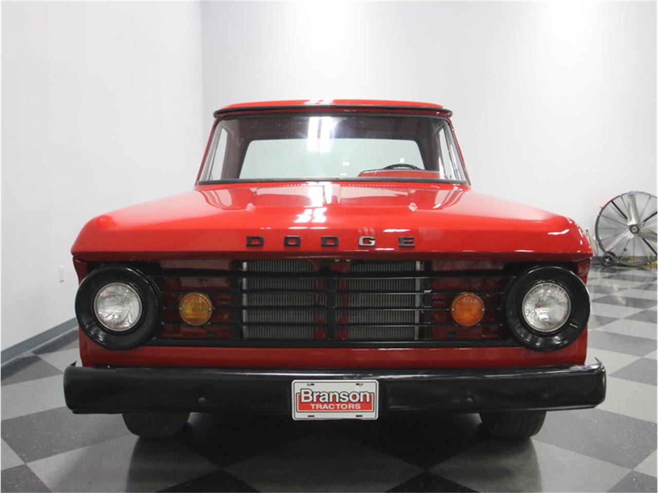 Large Picture of Classic '67 D100 located in Lavergne Tennessee Offered by Streetside Classics - Nashville - LTUH