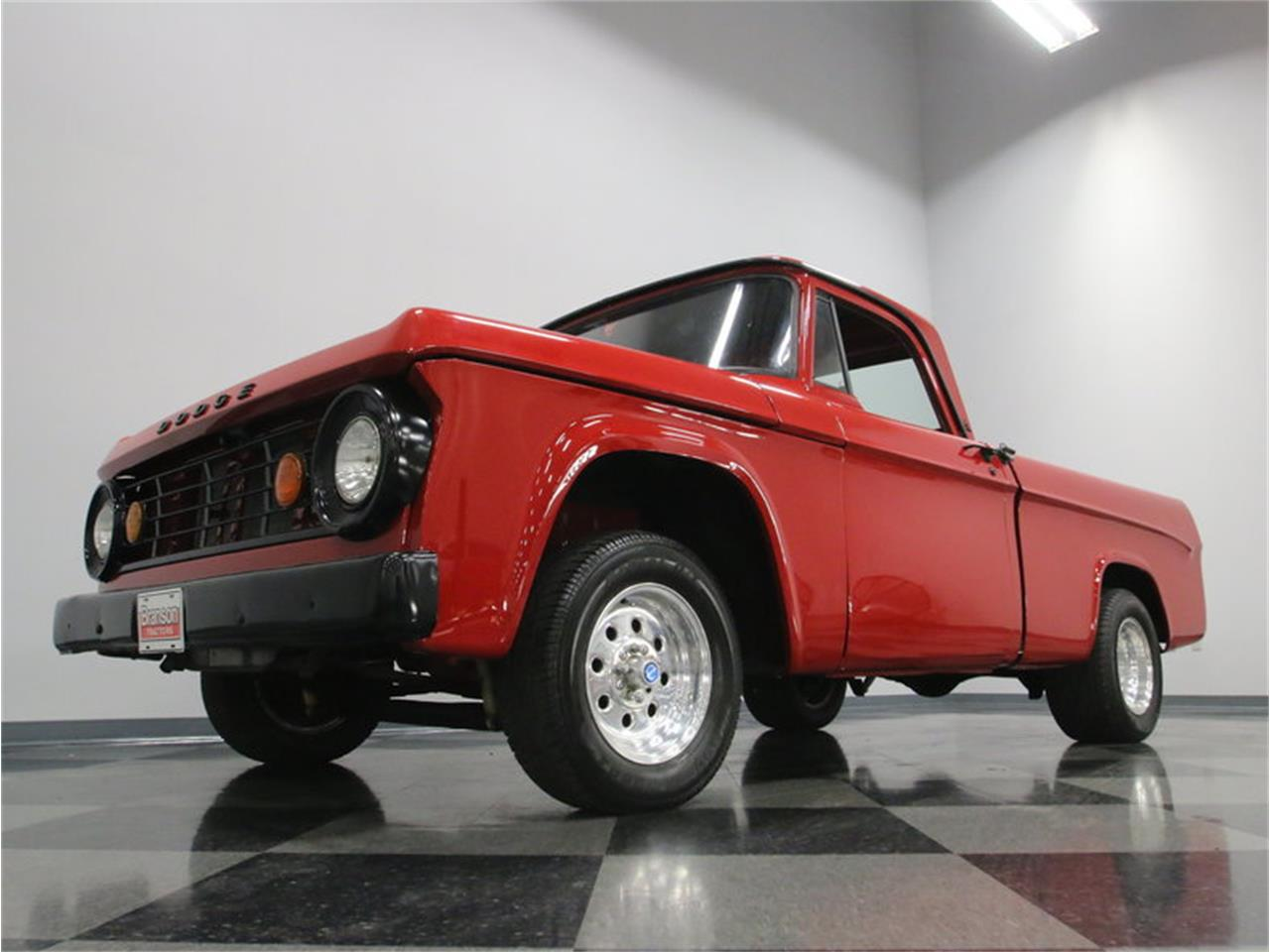 Large Picture of Classic '67 D100 Offered by Streetside Classics - Nashville - LTUH