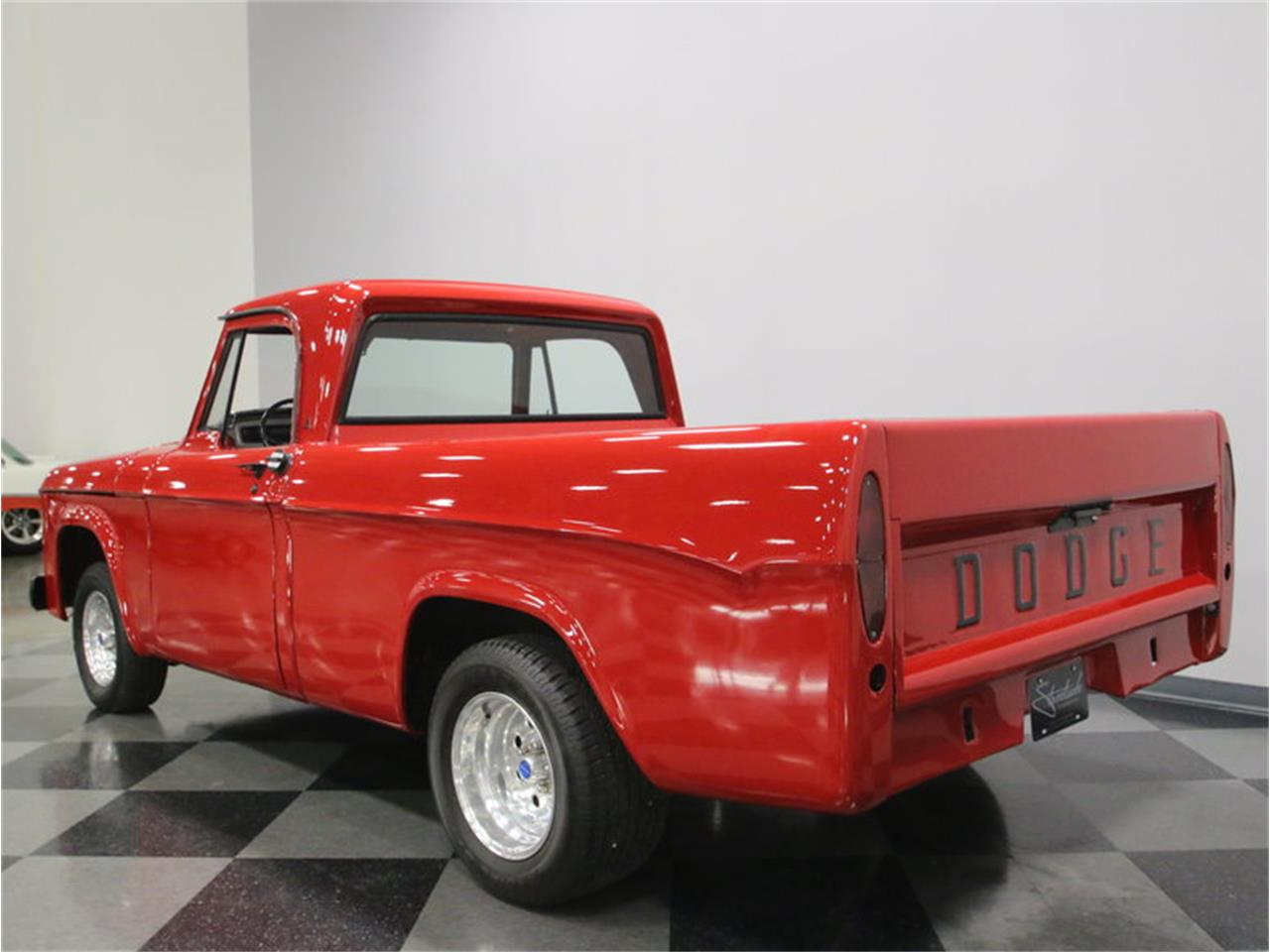 Large Picture of Classic '67 Dodge D100 located in Lavergne Tennessee - LTUH