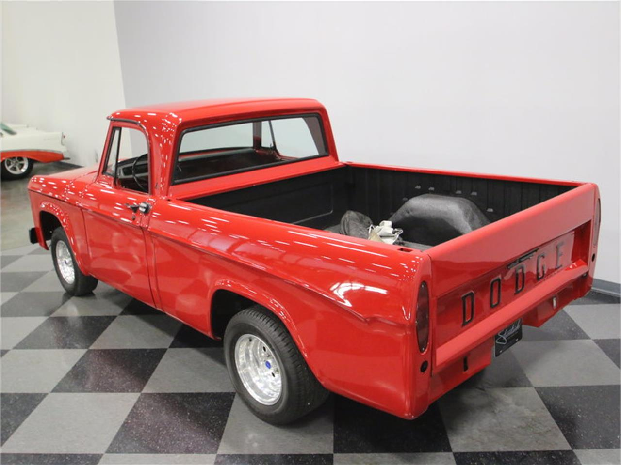 Large Picture of '67 D100 located in Lavergne Tennessee - LTUH