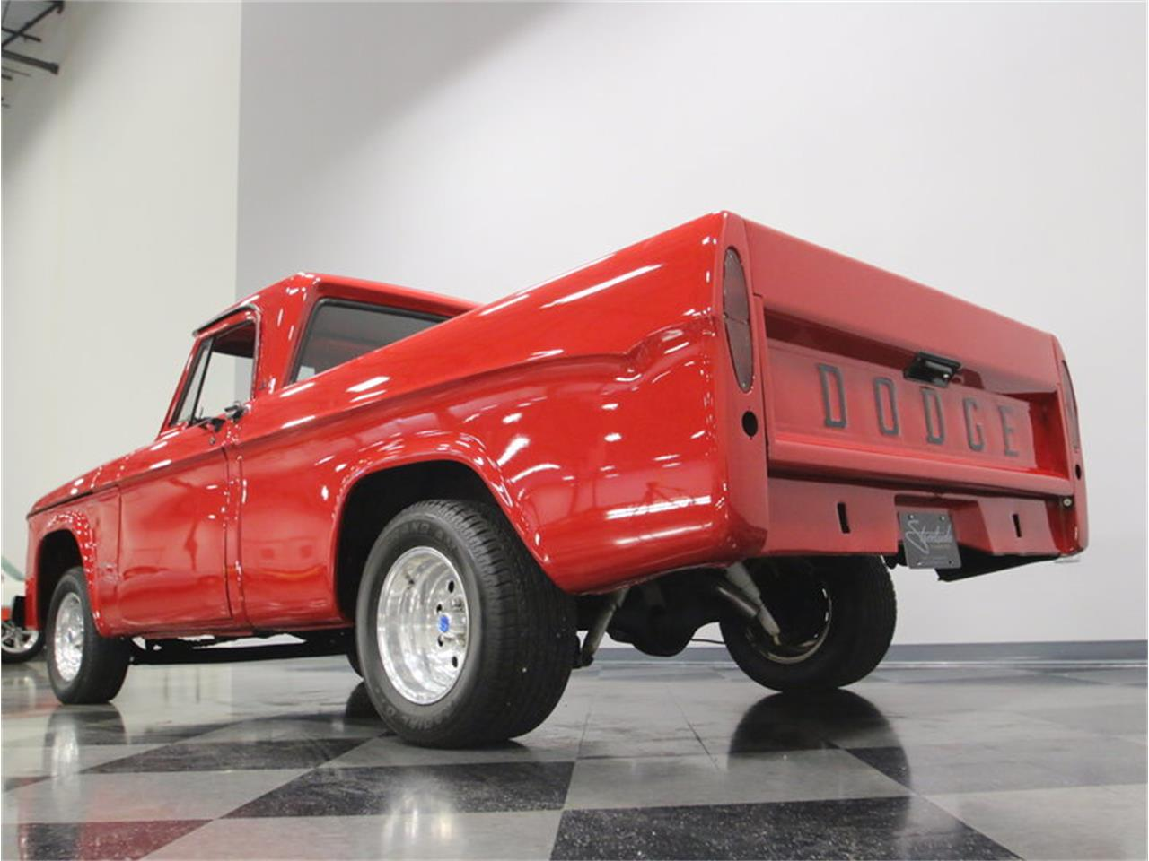 Large Picture of '67 D100 - $19,995.00 Offered by Streetside Classics - Nashville - LTUH