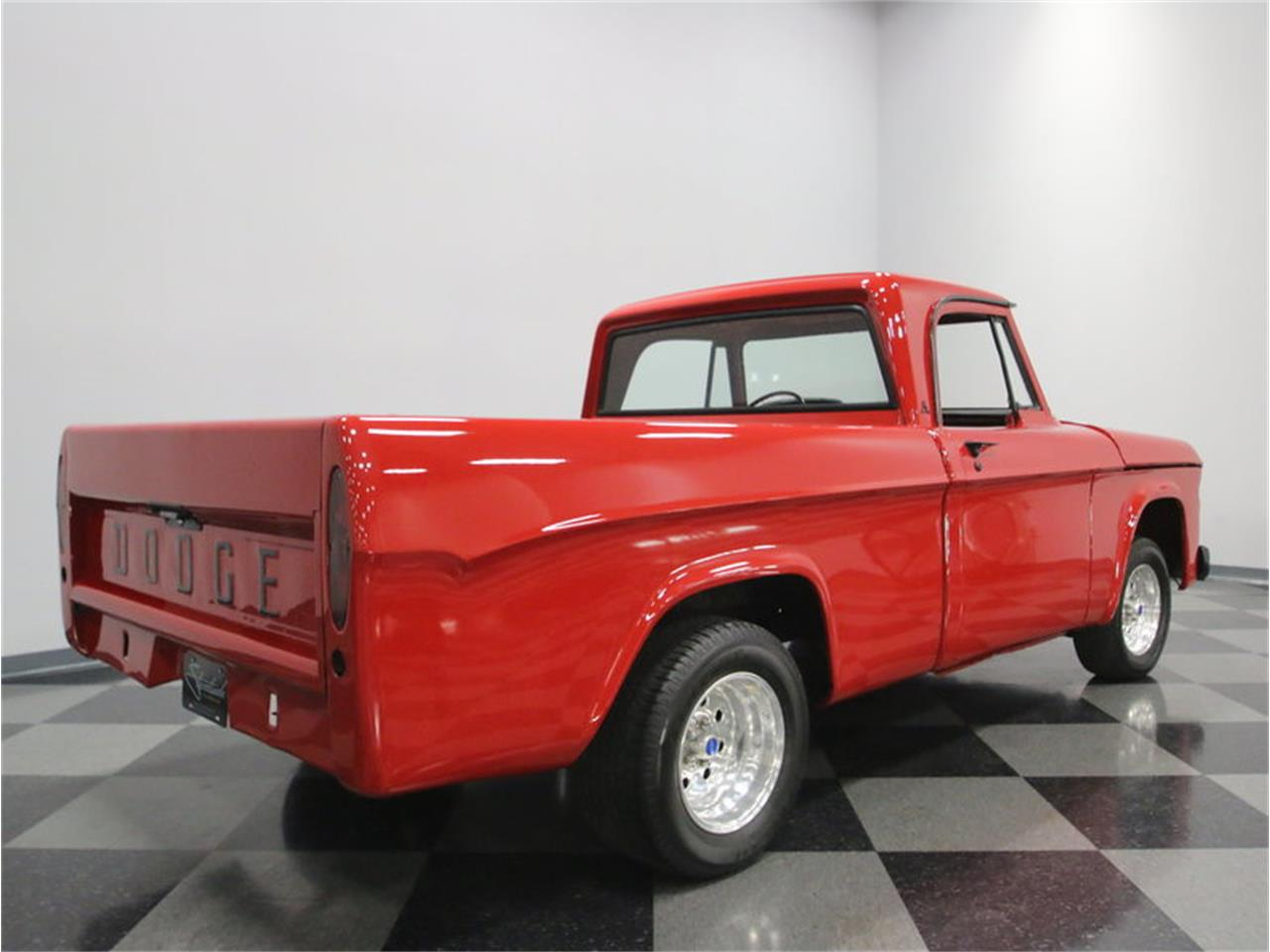 Large Picture of '67 Dodge D100 - LTUH