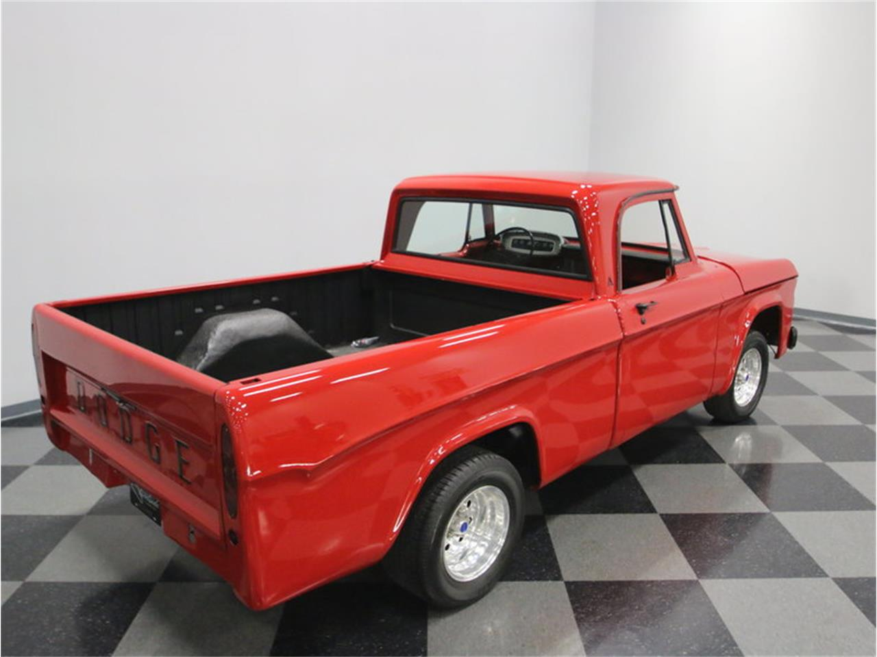 Large Picture of '67 Dodge D100 located in Tennessee - $19,995.00 Offered by Streetside Classics - Nashville - LTUH