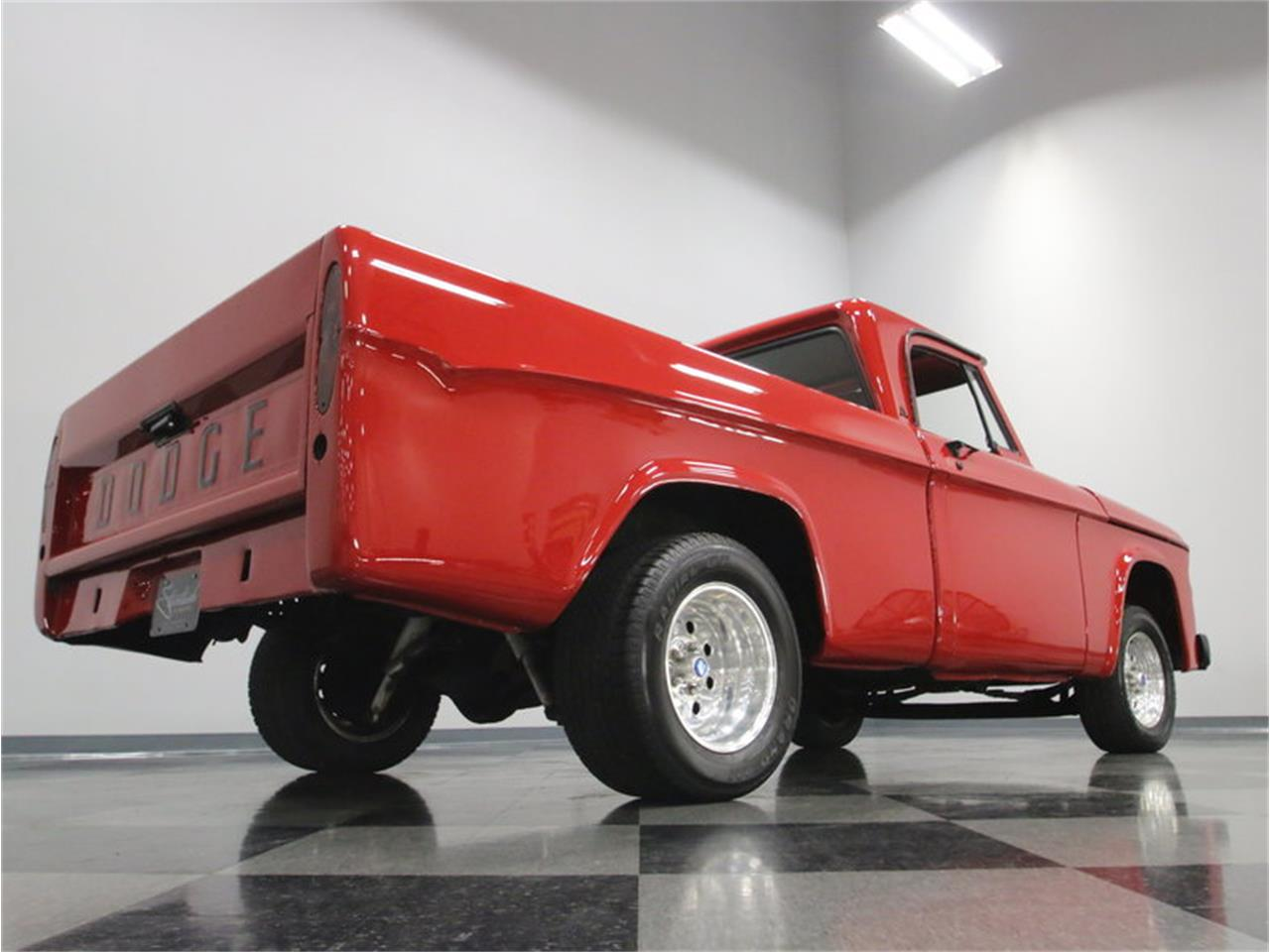 Large Picture of Classic '67 Dodge D100 Offered by Streetside Classics - Nashville - LTUH