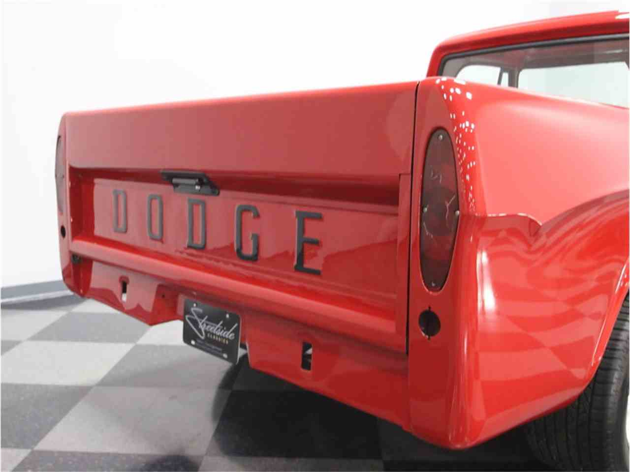 Large Picture of '67 D100 - LTUH