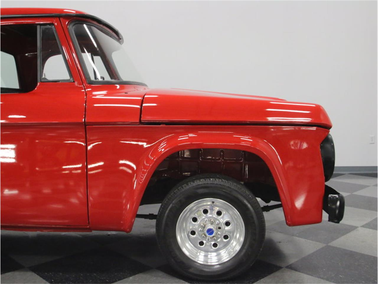 Large Picture of '67 Dodge D100 located in Tennessee Offered by Streetside Classics - Nashville - LTUH