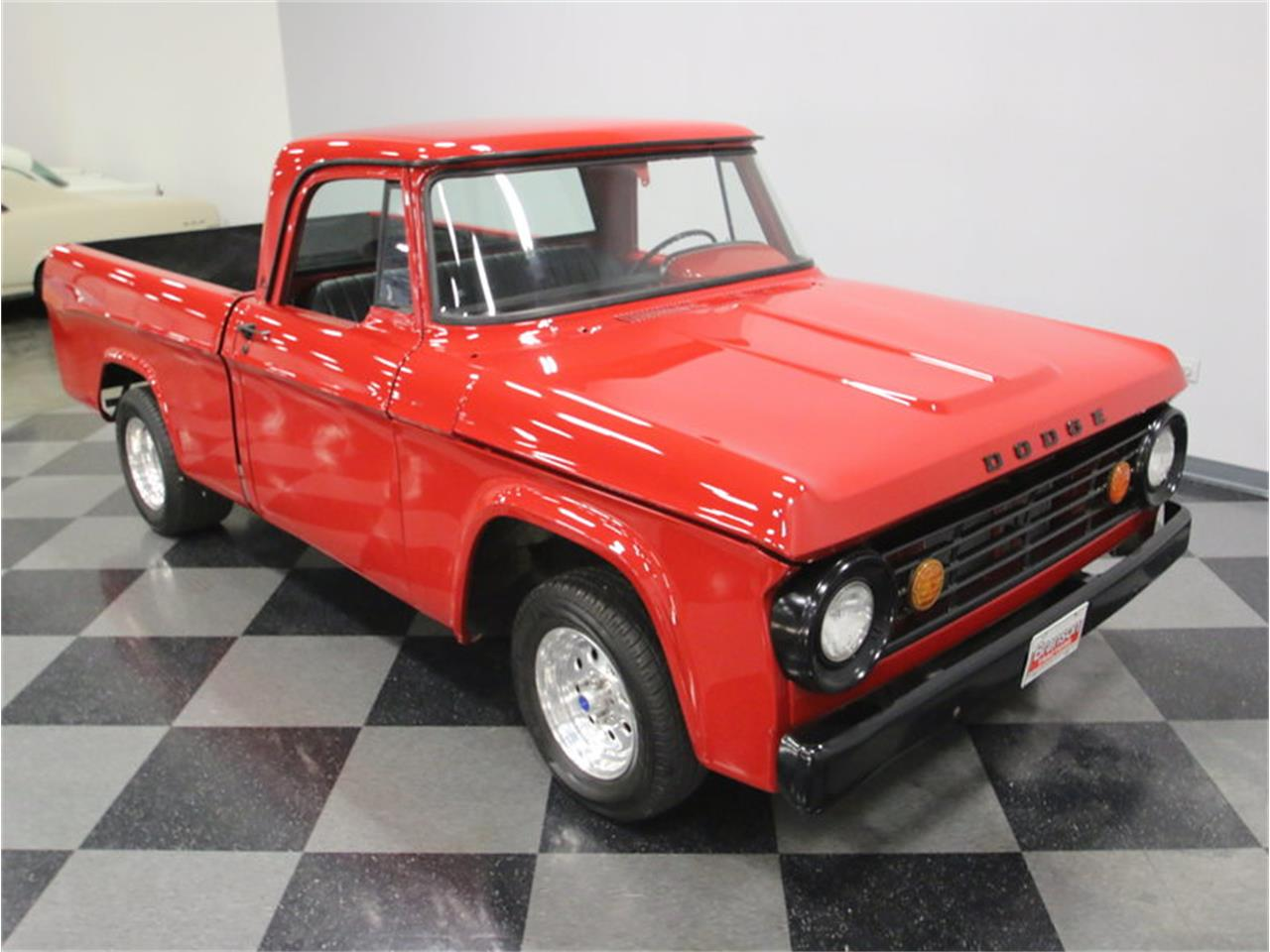 Large Picture of Classic 1967 D100 located in Lavergne Tennessee - LTUH