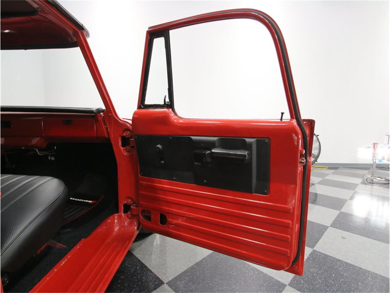 Large Picture of 1967 Dodge D100 Offered by Streetside Classics - Nashville - LTUH