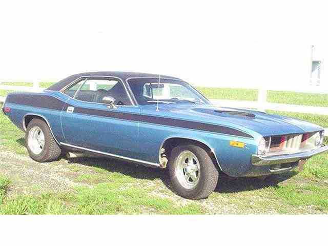 Picture of '74 Barracuda - LNZ2