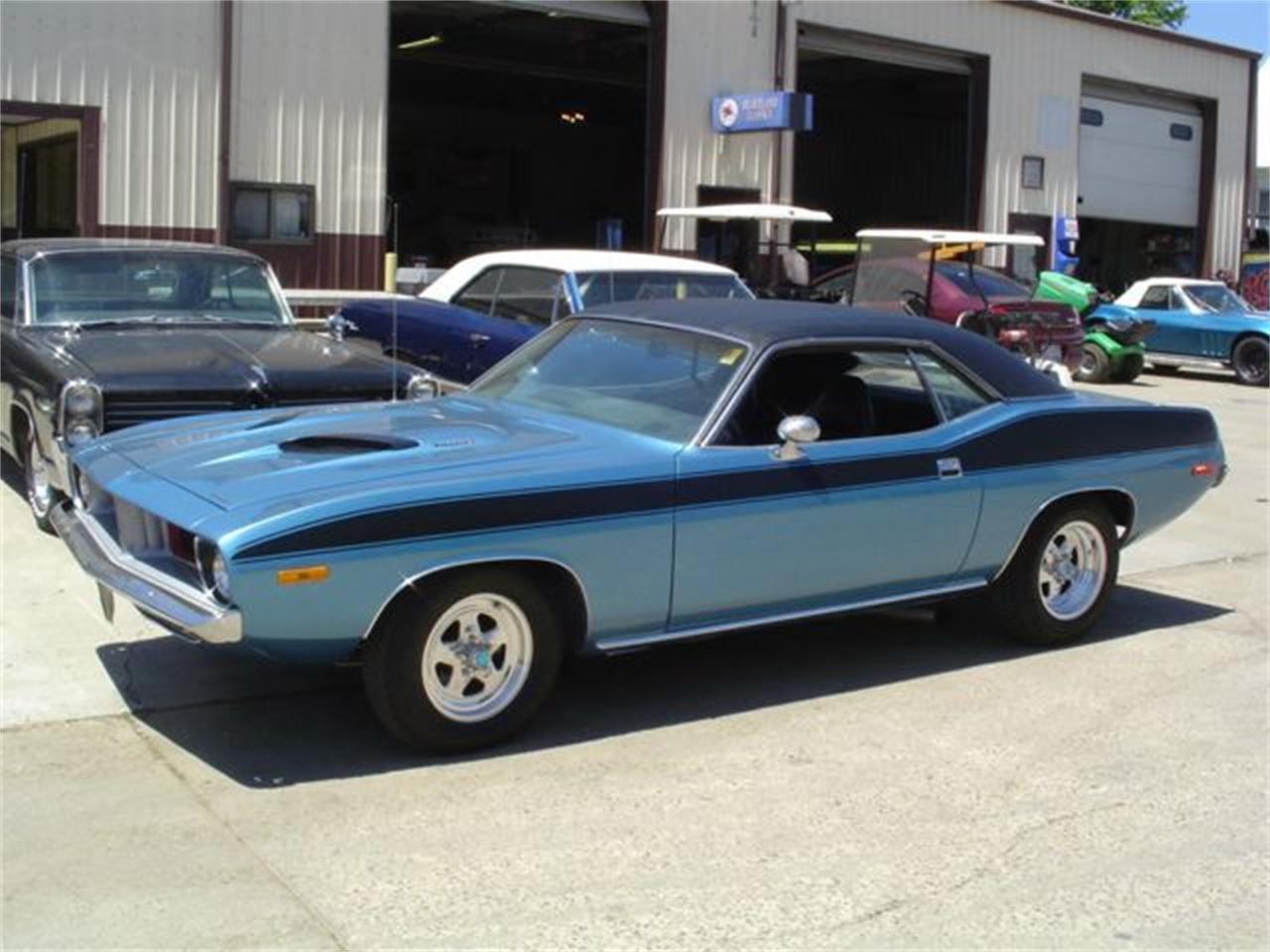 Large Picture of '74 Barracuda - LNZ2