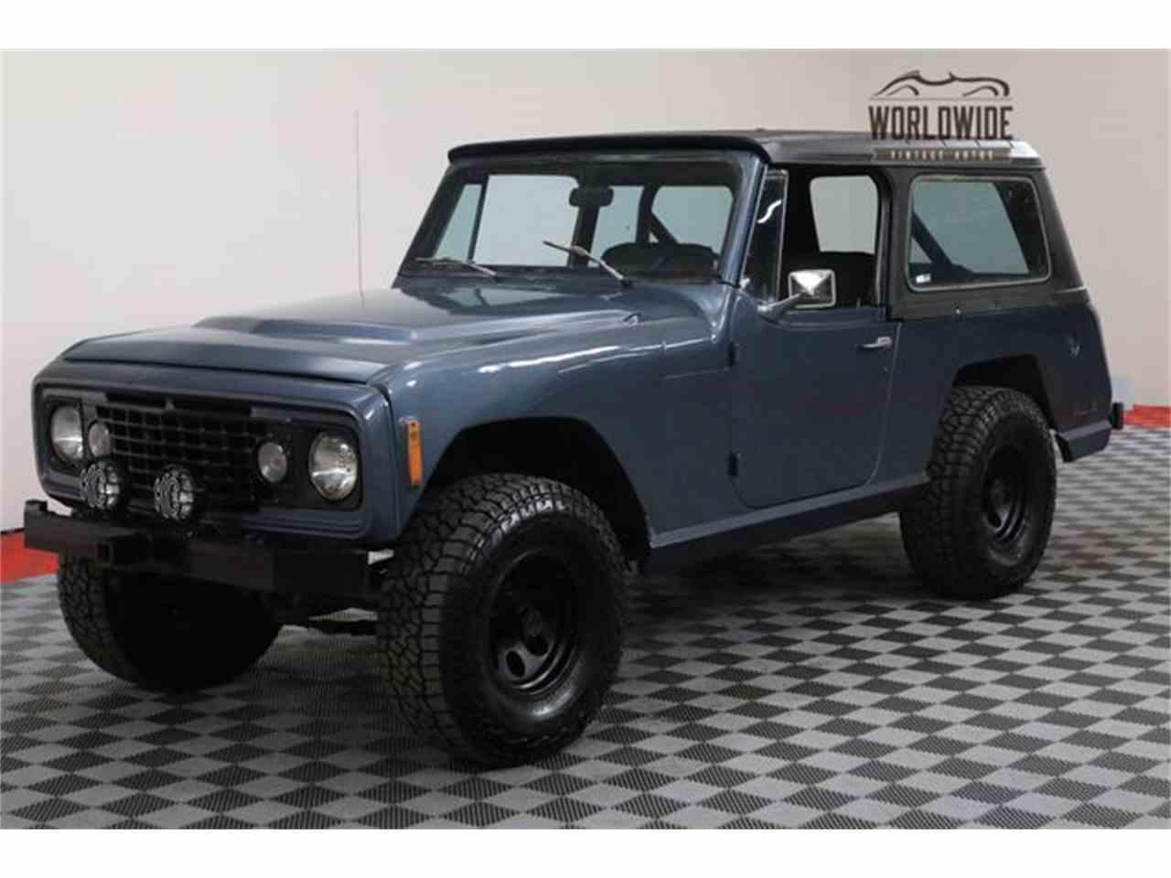 1973 Jeep Commando for Sale | ClicCars.com | CC-1018460