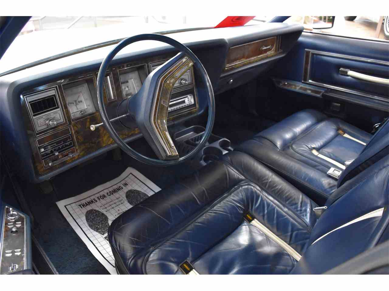 Large Picture of '79 Continental Mark V - LTUL
