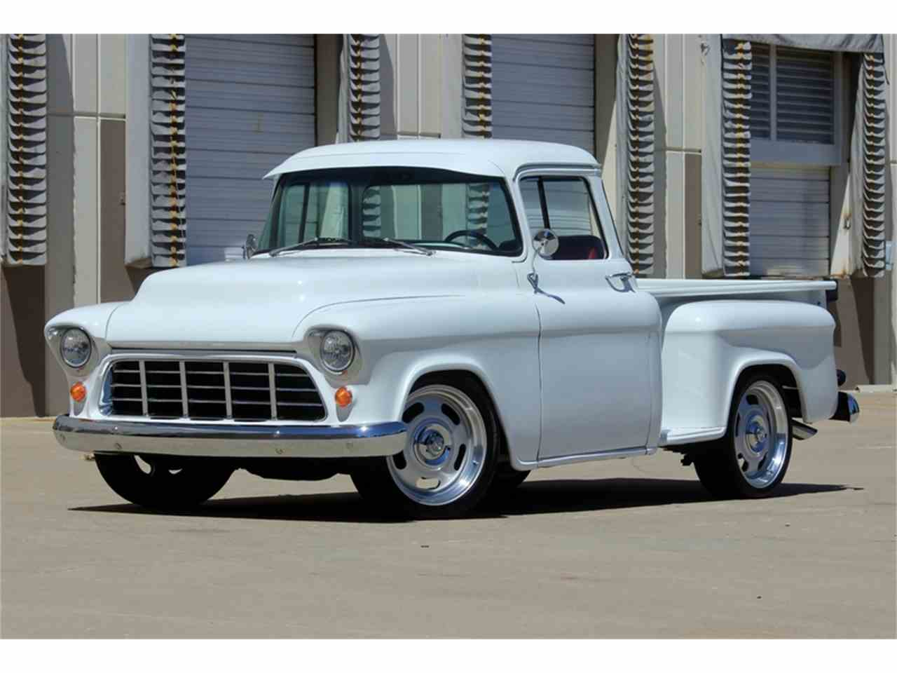 Large Picture of Classic 1956 Chevrolet Pickup located in Lenexa Kansas - $27,900.00 Offered by KC Classic Auto - LTUN
