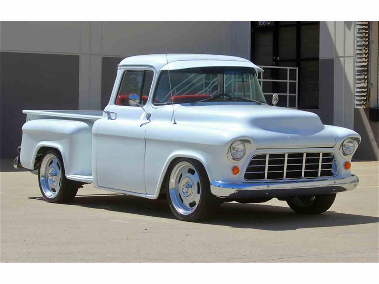 Large Picture of 1956 Chevrolet Pickup located in Lenexa Kansas - $27,900.00 - LTUN