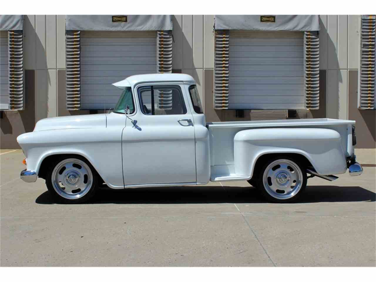 Large Picture of Classic 1956 Chevrolet Pickup located in Lenexa Kansas - $27,900.00 - LTUN