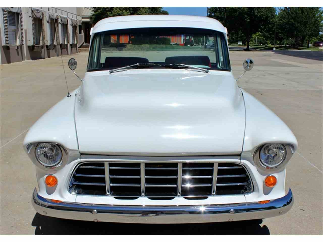 Large Picture of Classic 1956 Pickup located in Lenexa Kansas - LTUN