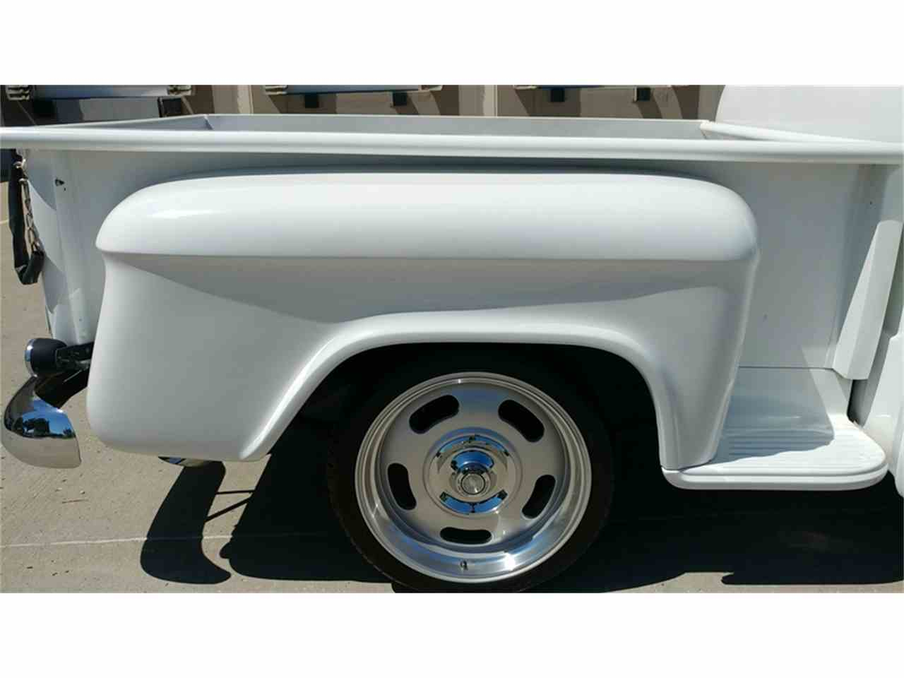 Large Picture of Classic '56 Chevrolet Pickup located in Lenexa Kansas - LTUN