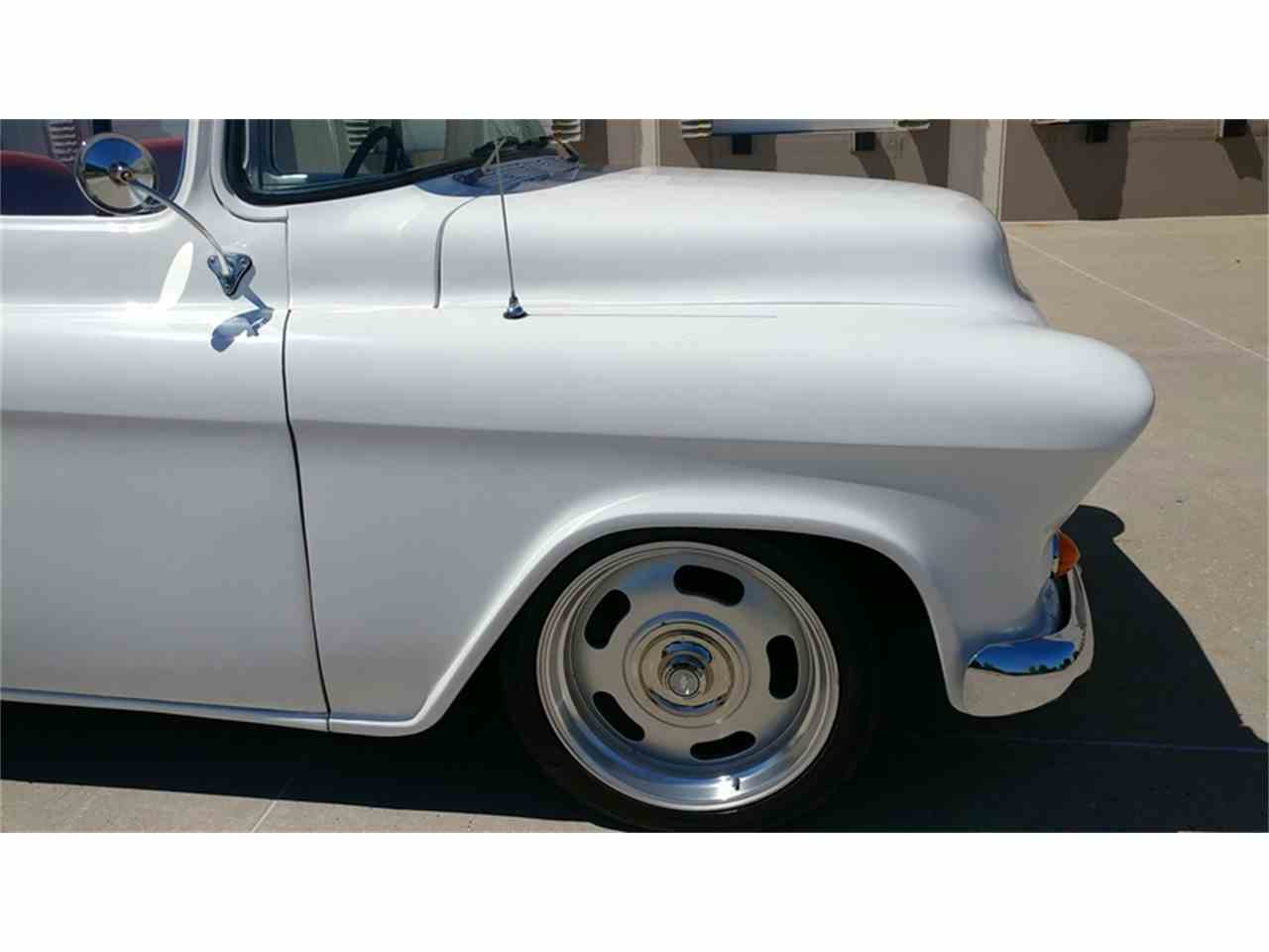 Large Picture of Classic 1956 Chevrolet Pickup - $27,900.00 Offered by KC Classic Auto - LTUN