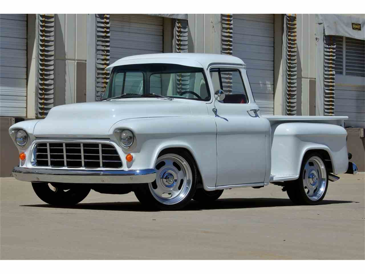 Large Picture of Classic 1956 Chevrolet Pickup Offered by KC Classic Auto - LTUN