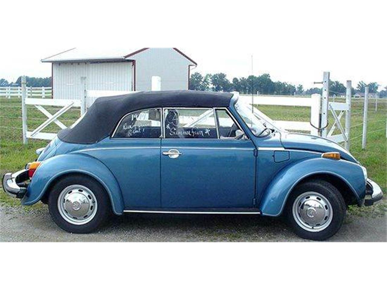 1974 Volkswagen Beetle For Sale Classiccars Com Cc 1010847