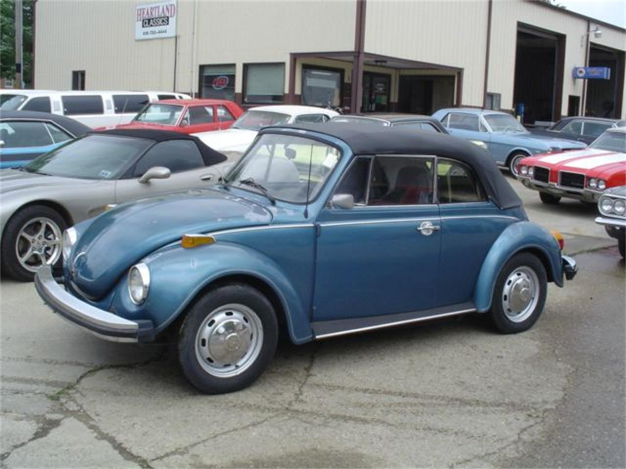 Large Picture of 1974 Beetle located in Illinois - $7,995.00 Offered by Heartland Classics - LNZ3
