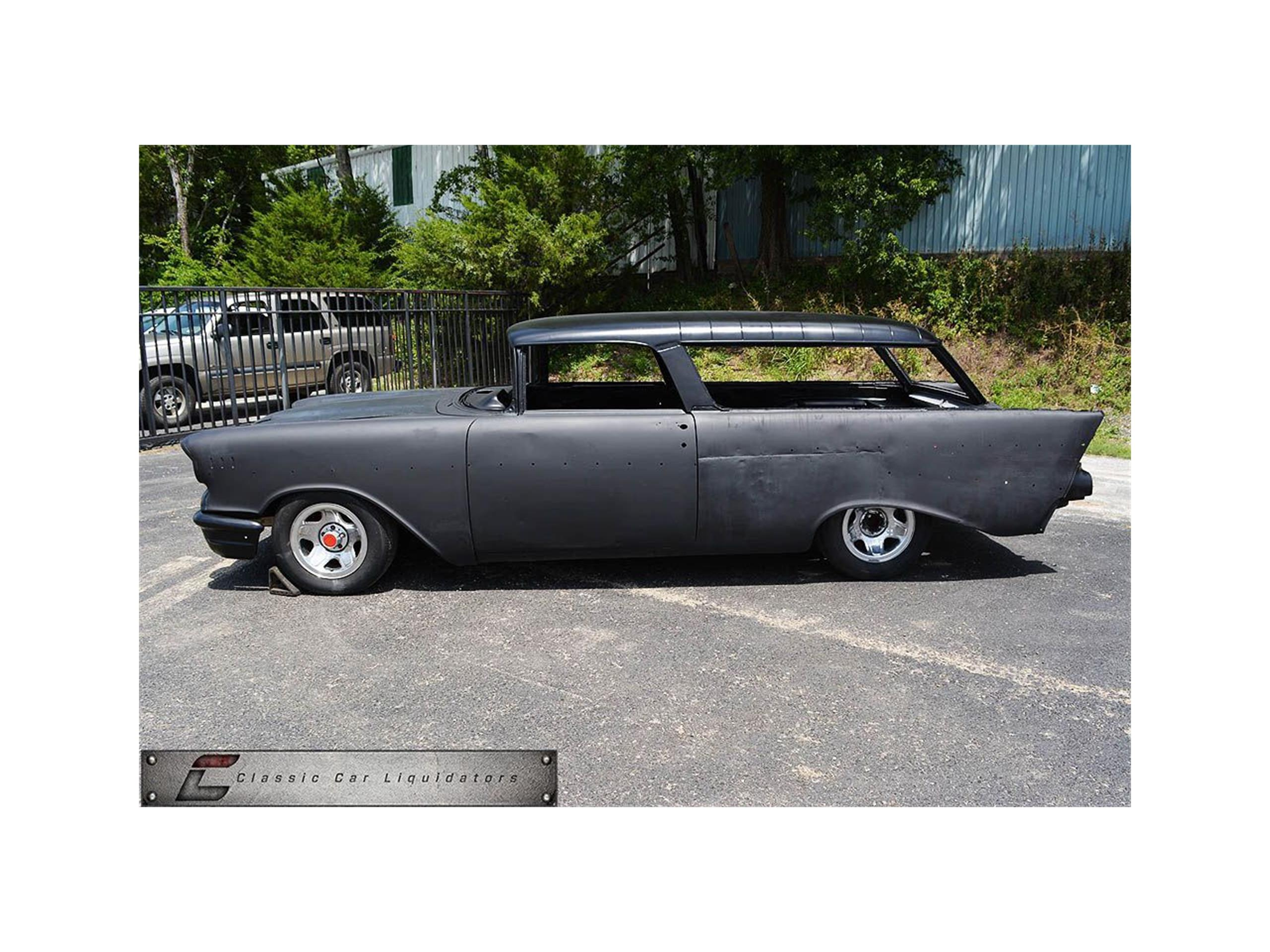 Large Picture of '57 Nomad - LTV5
