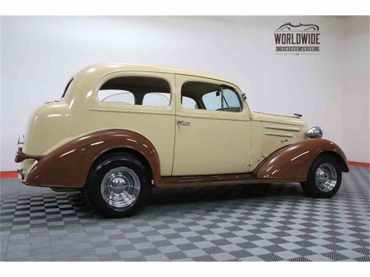 Large Picture of '36 Deluxe - LTV8