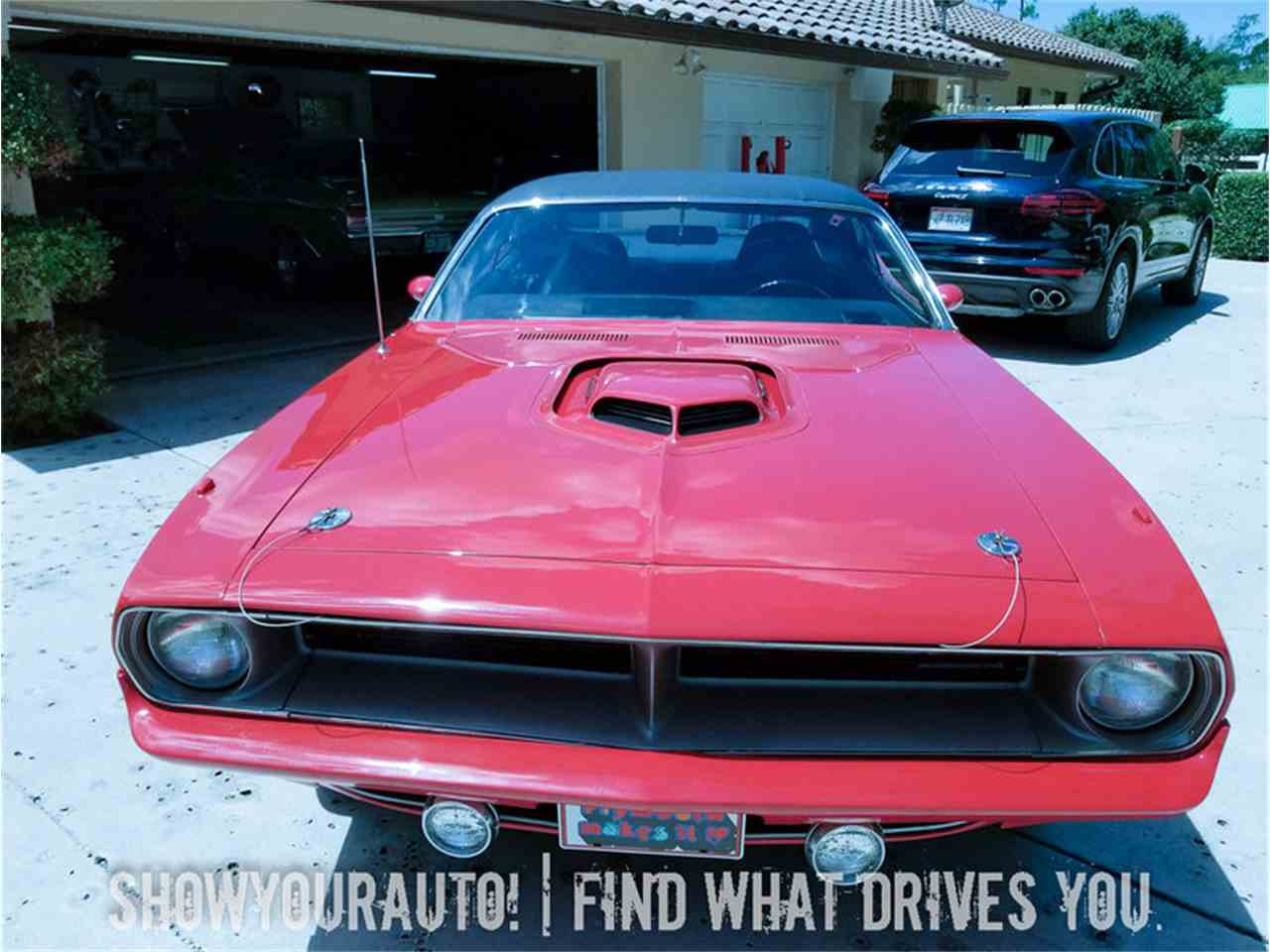 Large Picture of '70 Cuda - LTVF