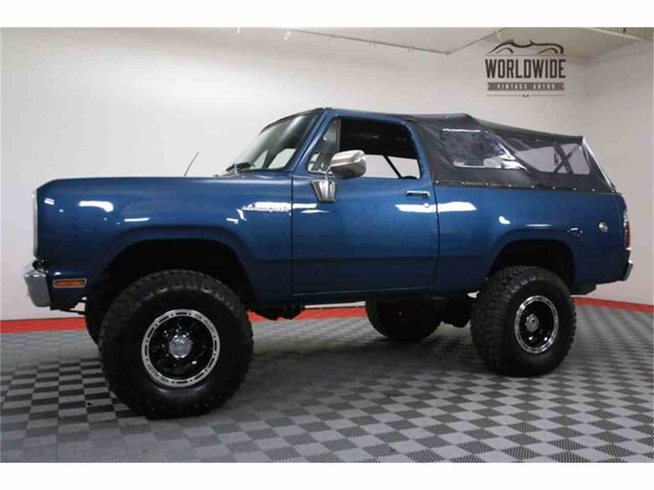ramcharger for dodge sale nice