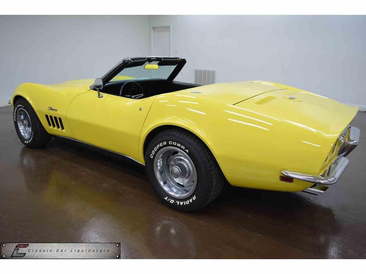 Large Picture of '69 Corvette - LTVO