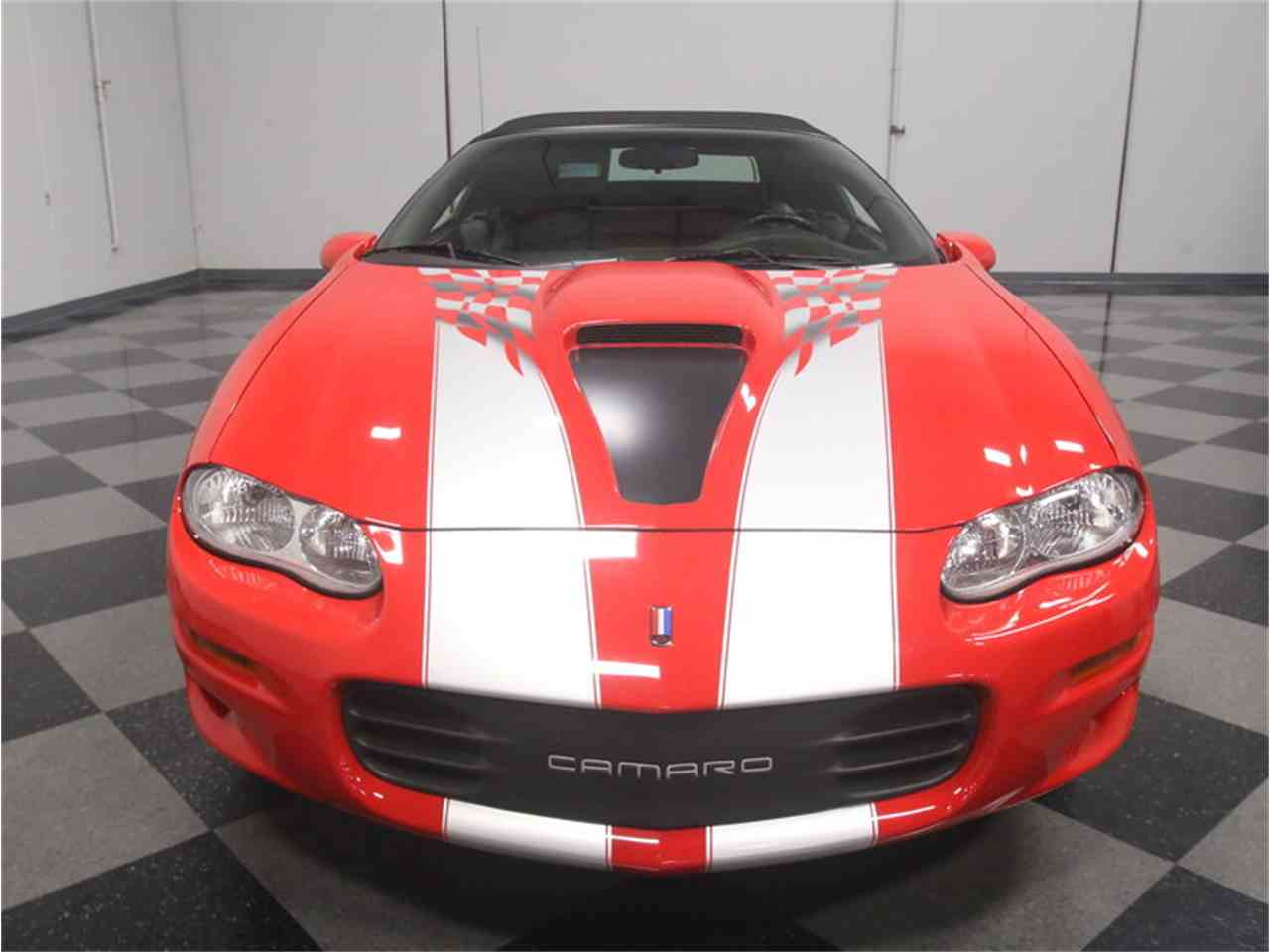 Large Picture of '02 Camaro SS 35TH Anniversary SLP Edition - LTW5