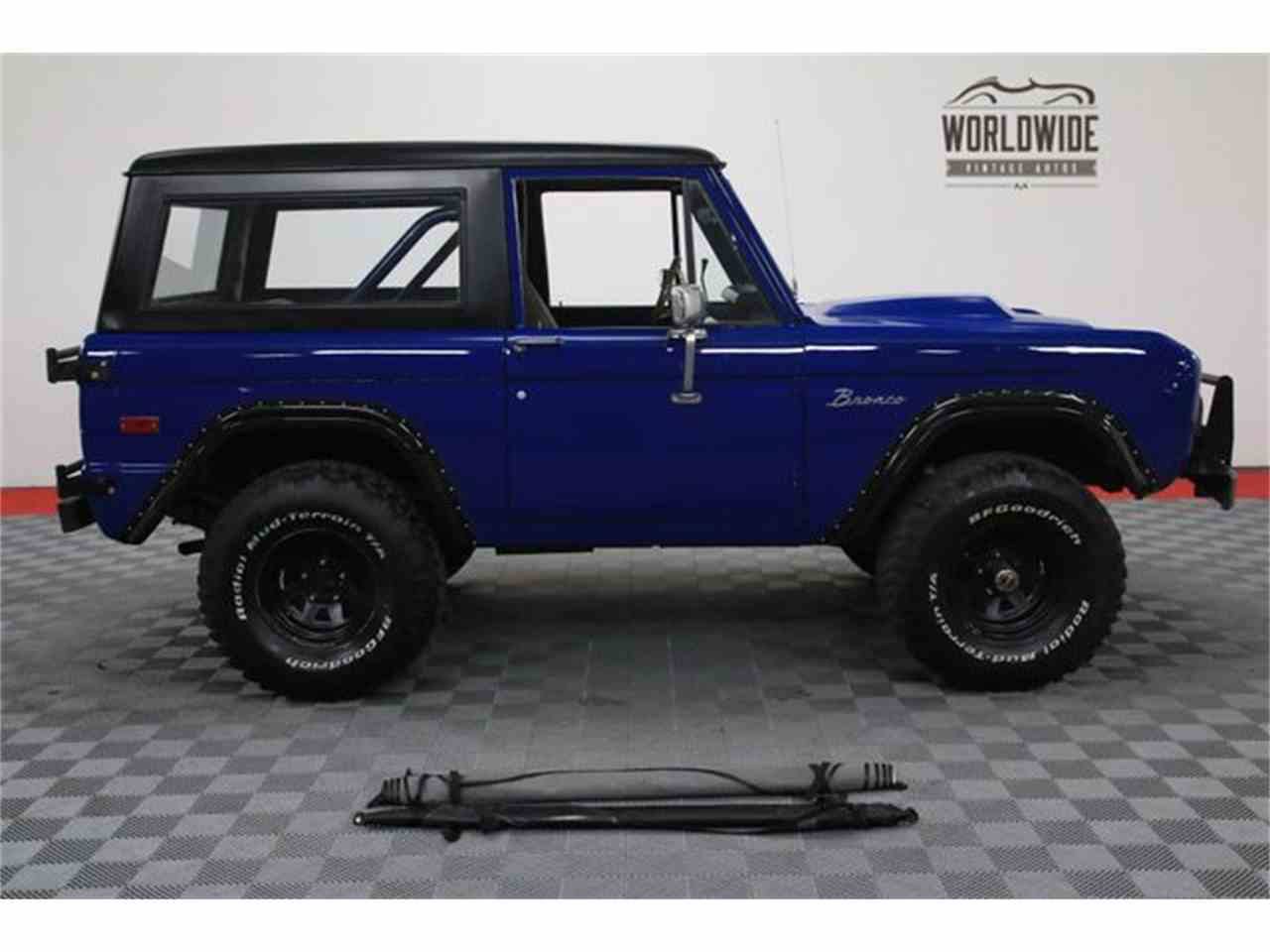 Large Picture of '74 Bronco - LTW6