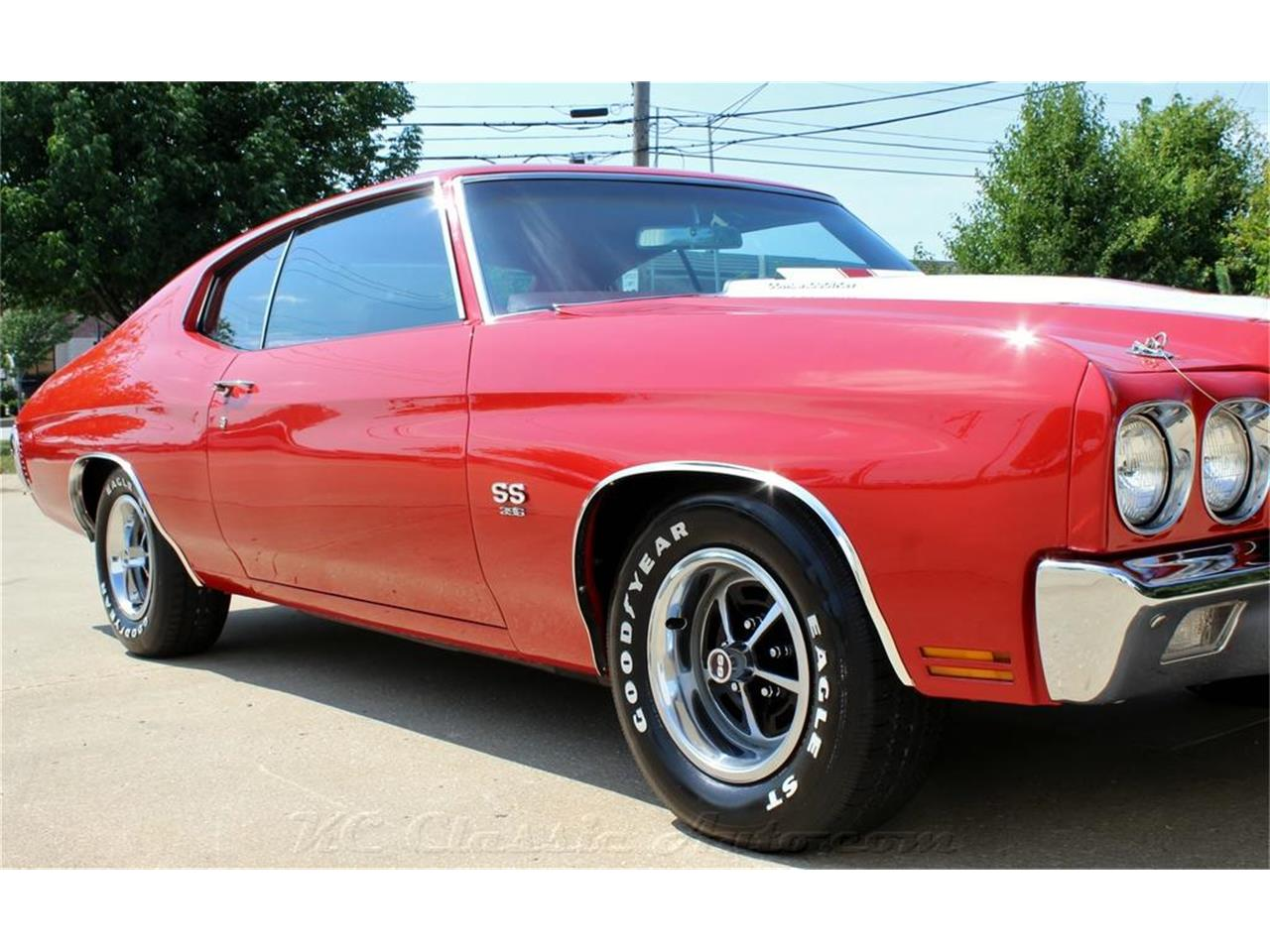 Large Picture of '70 Chevelle SS - LTW8