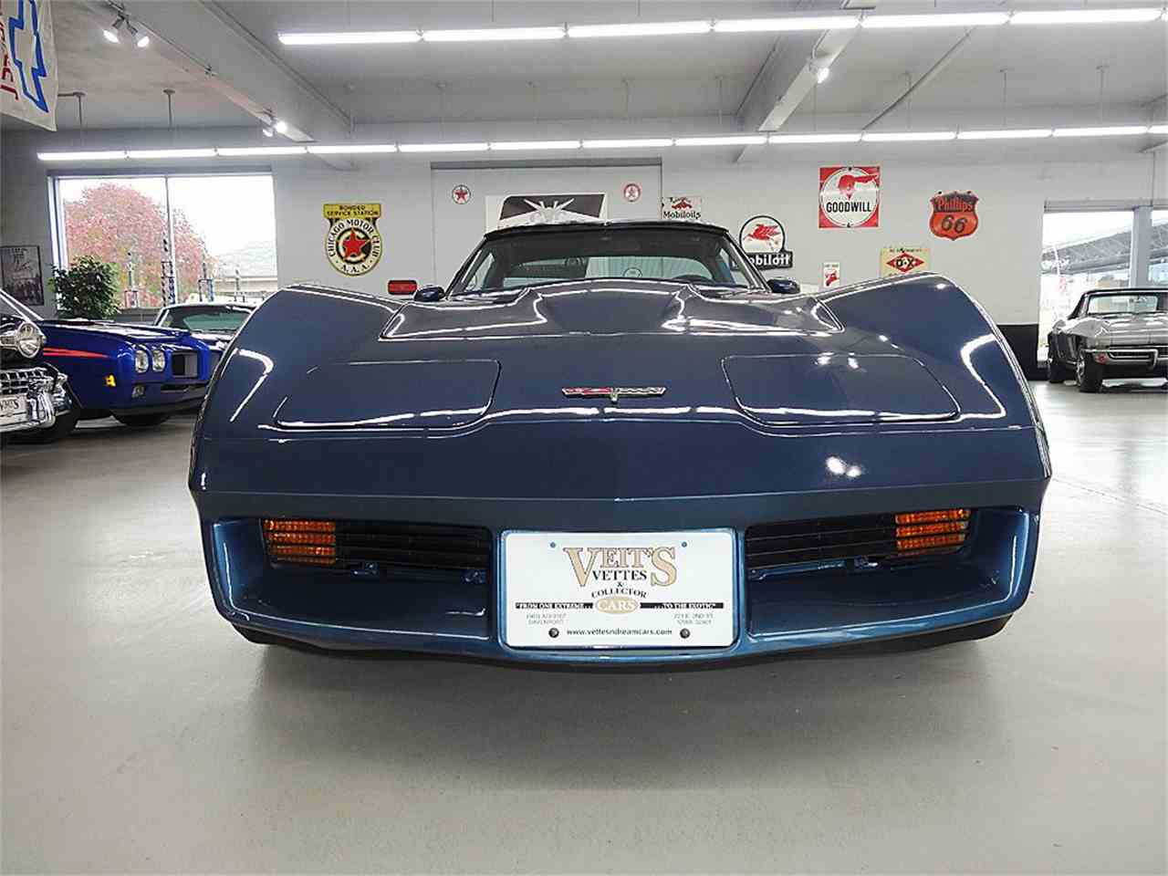 Large Picture of 1980 Corvette located in Bettendorf Iowa - $21,500.00 Offered by Veit's Vettes And Collector Cars - LTWF