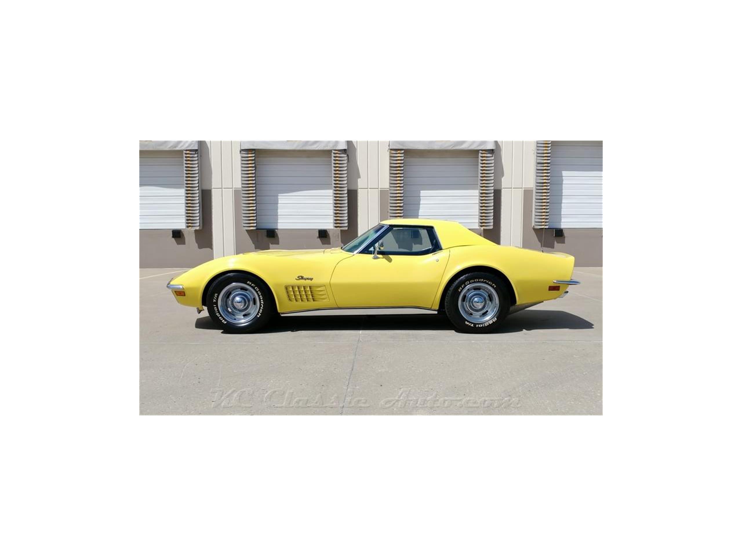 Large Picture of '70 Corvette - LTWH