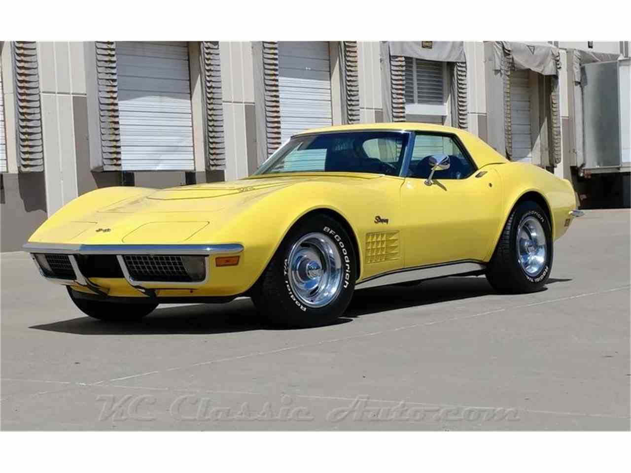 Large Picture of '70 Corvette - LTWH