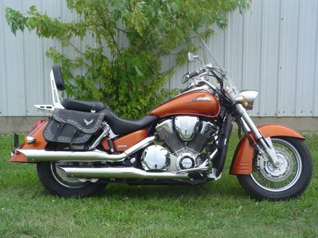 Picture of 2002 Honda Motorcycle located in Illinois - LNZC