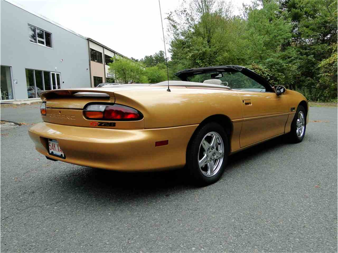 Large Picture of '98 Camaro Z28 - LTXK