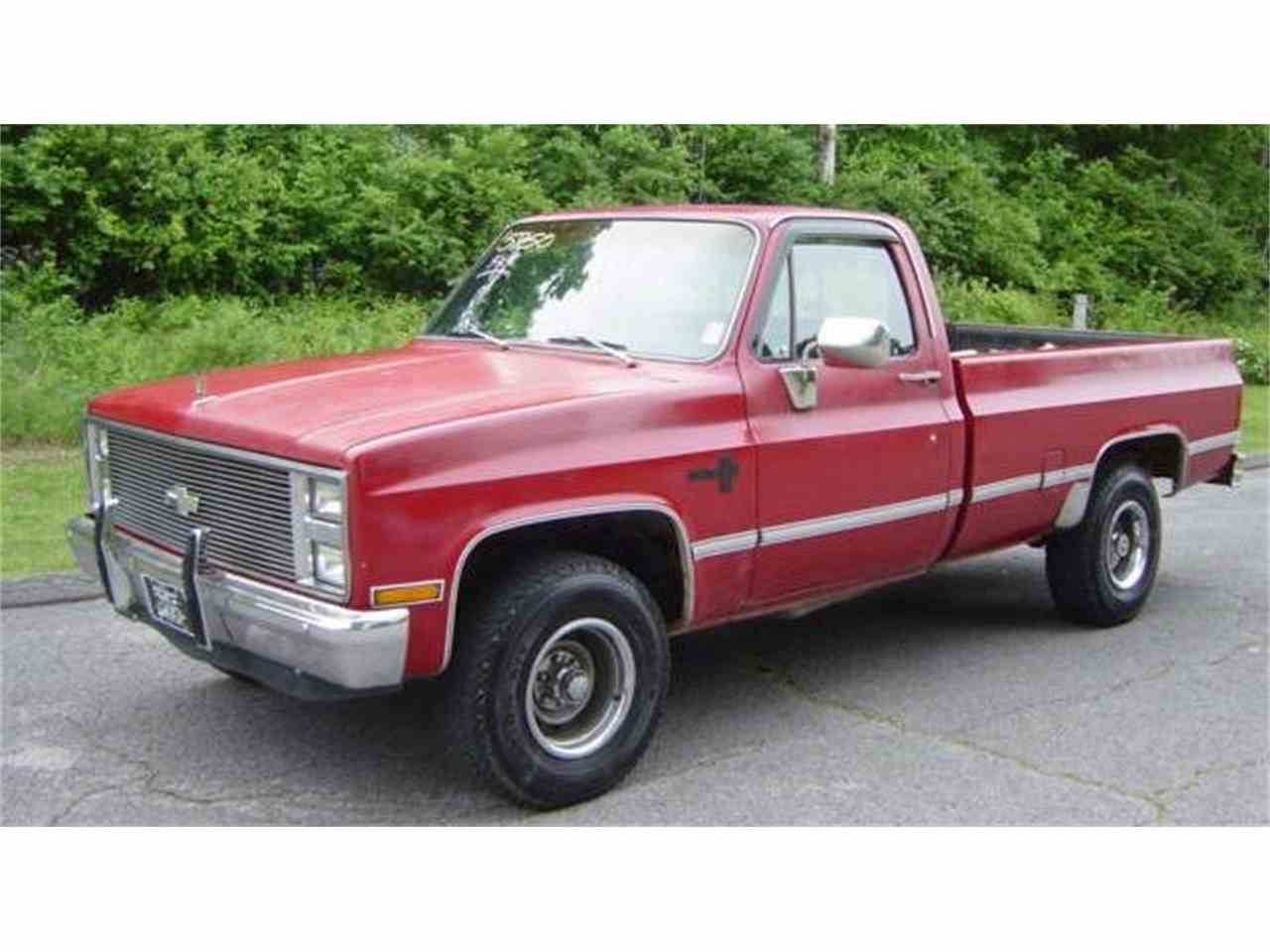 Large Picture of '84 Silverado - $5,950.00 Offered by Maple Motors - LTXL