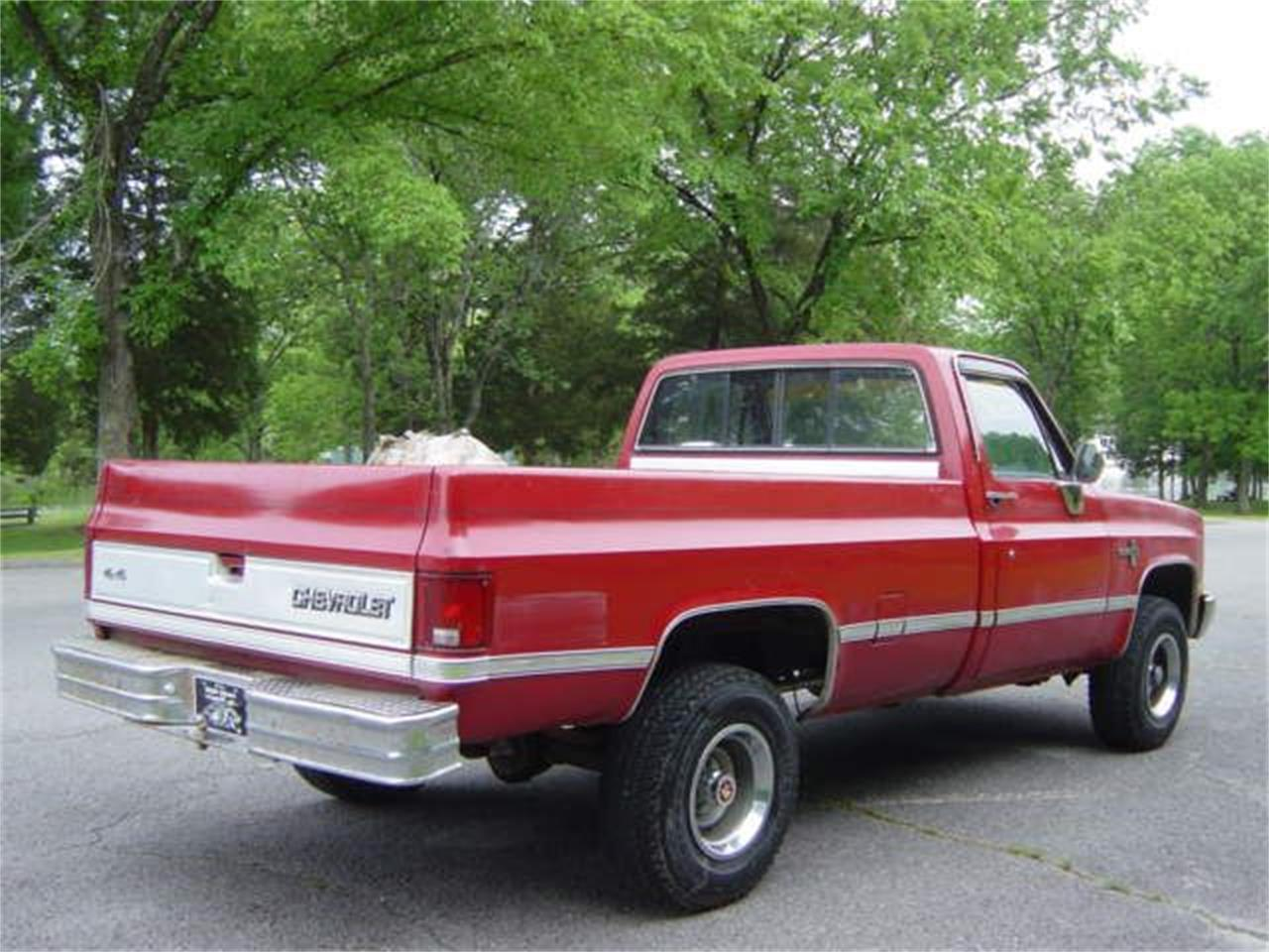 Large Picture of '84 Silverado - LTXL
