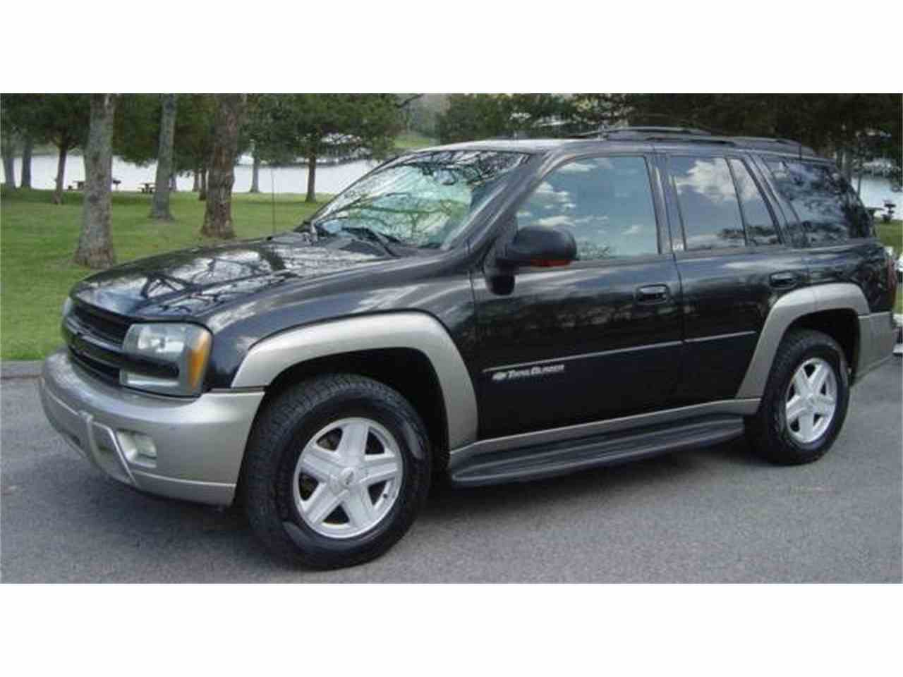 Large Picture of '02 Trailblazer - LTXO