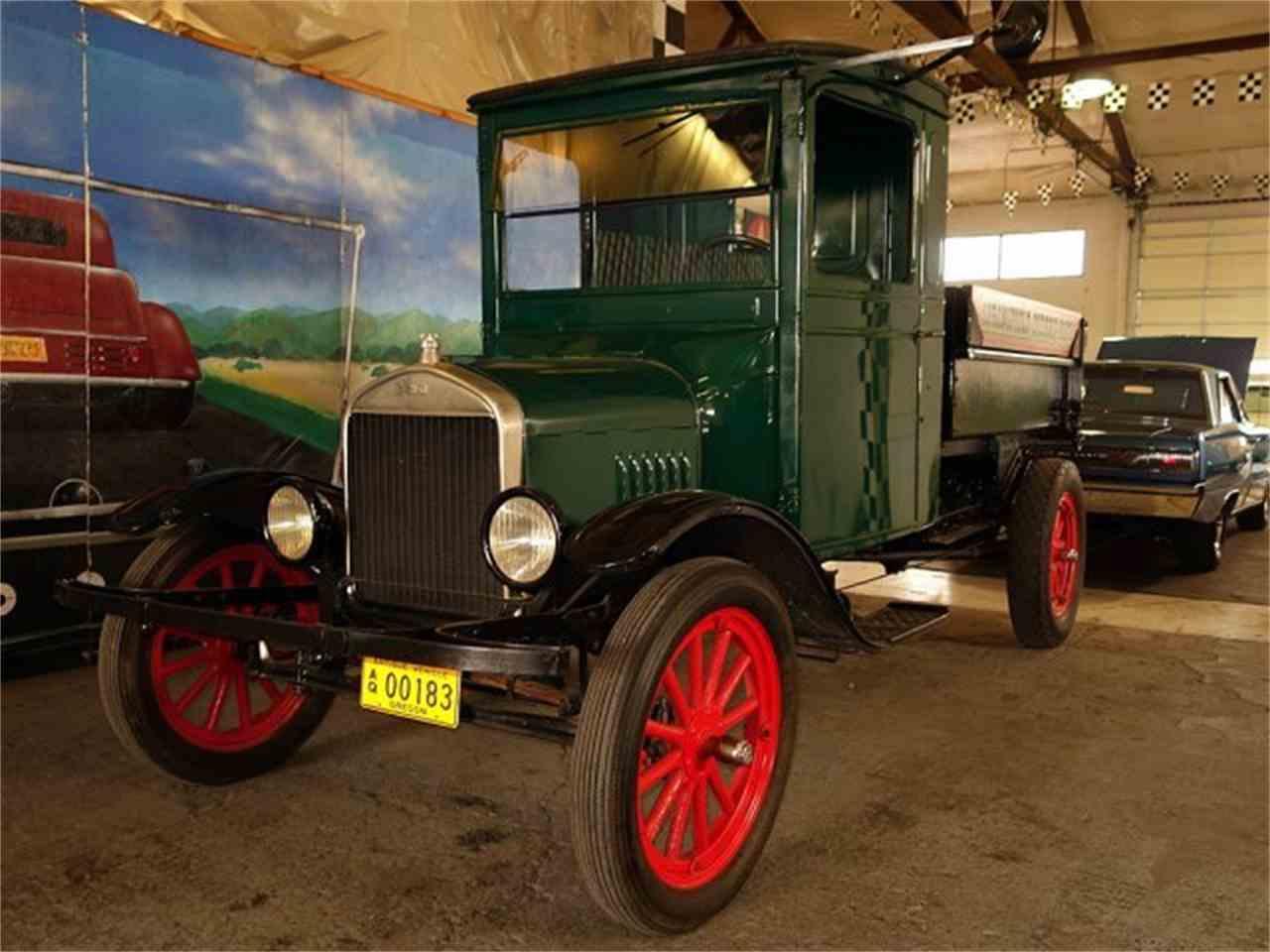 1926 ford dump truck for sale cc 1018583. Black Bedroom Furniture Sets. Home Design Ideas