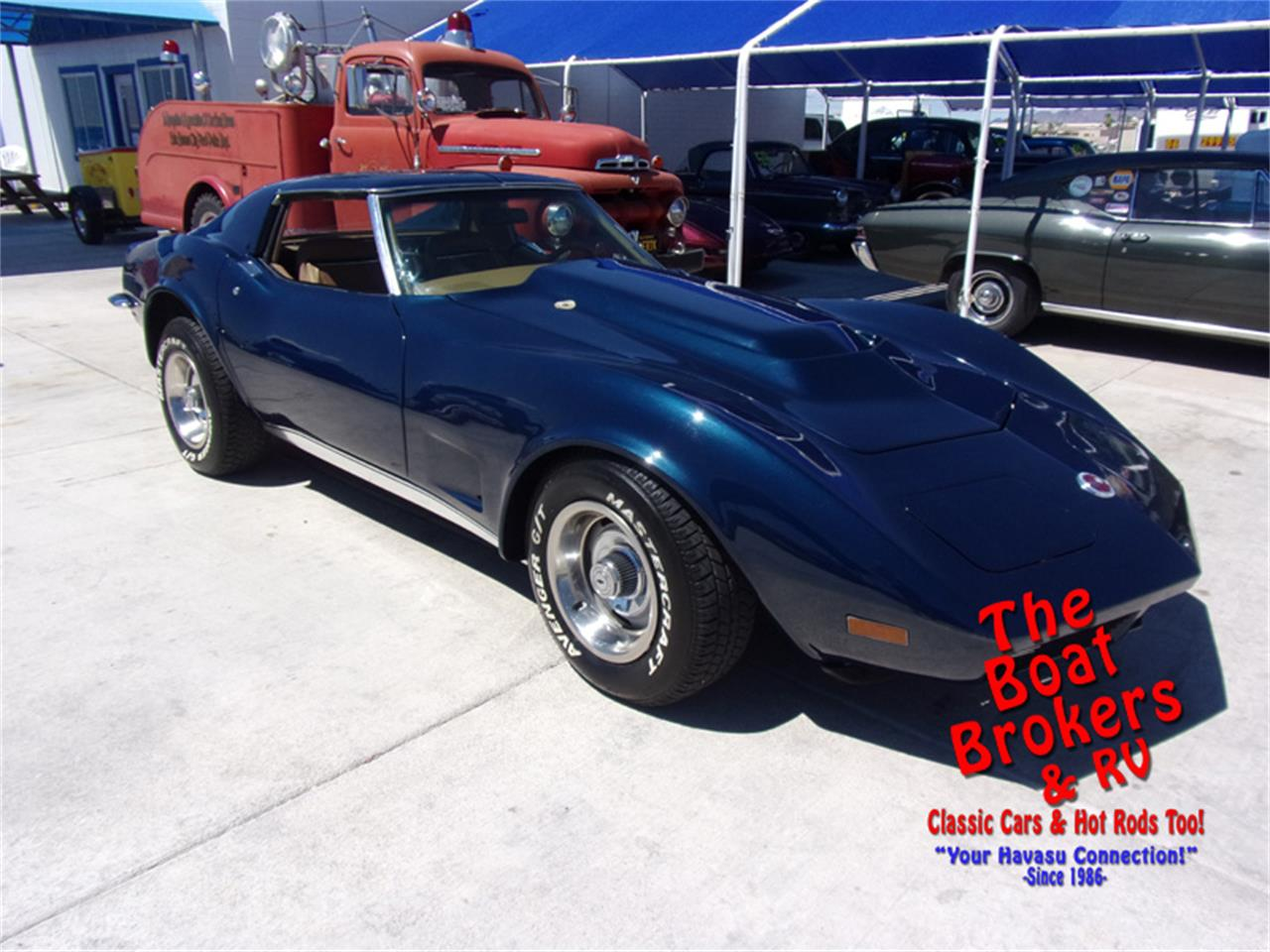 Large Picture of '73 Corvette - LTY0