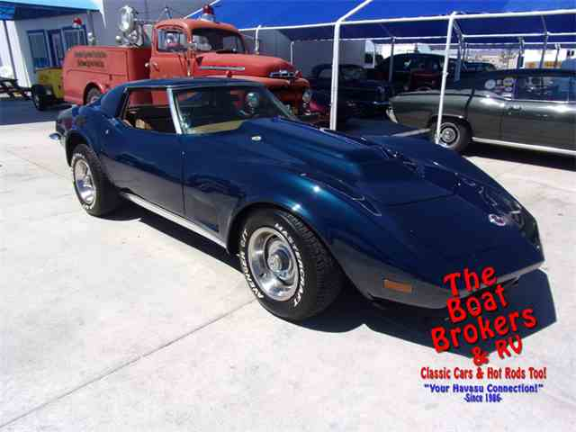 Picture of Classic 1973 Chevrolet Corvette Offered by  - LTY0