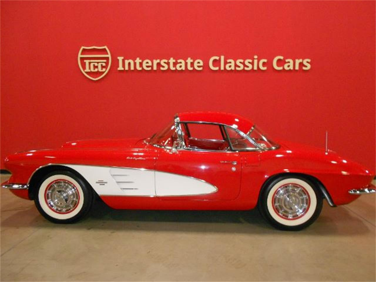 Large Picture of Classic '61 Chevrolet Corvette - LTY3