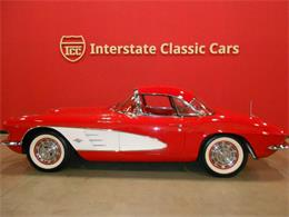 Picture of Classic 1961 Chevrolet Corvette located in Dallas Texas - $82,900.00 Offered by Interstate Classic Cars - LTY3
