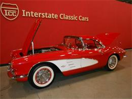 Picture of '61 Chevrolet Corvette located in Dallas Texas - LTY3