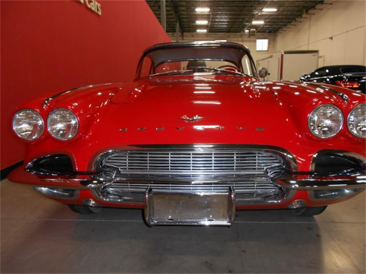 Large Picture of '61 Corvette located in Texas - $82,900.00 Offered by Interstate Classic Cars - LTY3