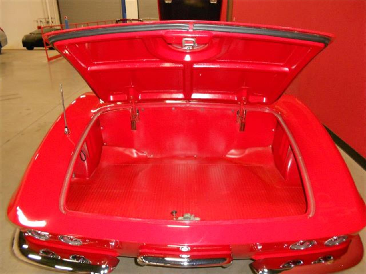 Large Picture of Classic '61 Chevrolet Corvette located in Dallas Texas - $82,900.00 Offered by Interstate Classic Cars - LTY3