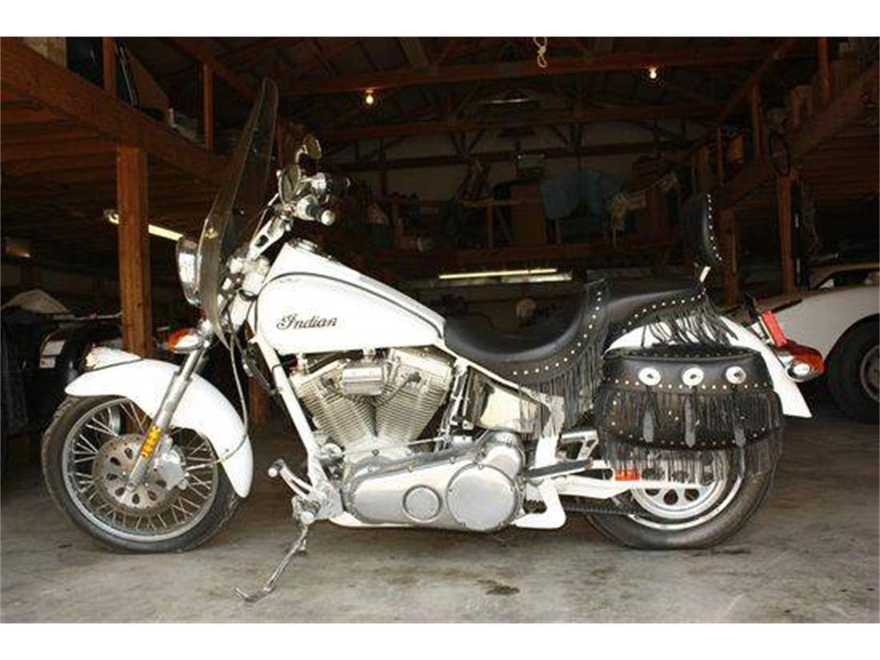 Large Picture of '03 Scout - $9,995.00 Offered by Heartland Classics - LNZF